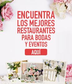 Restaurantes para Bodas, Bautizos y Comuniones
