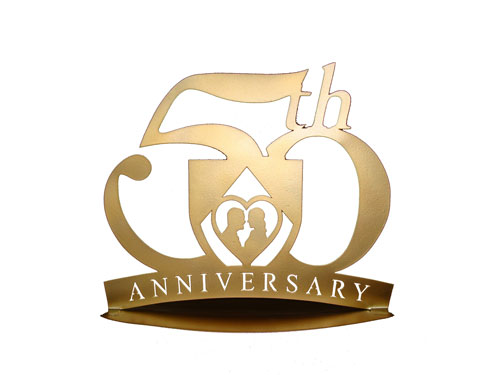 Figura pastel met lica 50 aniversario detalles de boda - Regalos 50 anos de casados ...