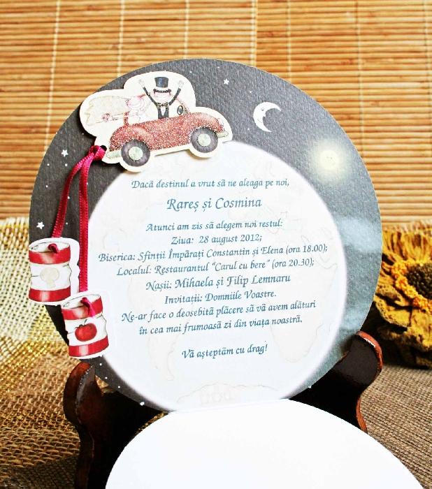 invitaci u00f3n de boda luna de miel