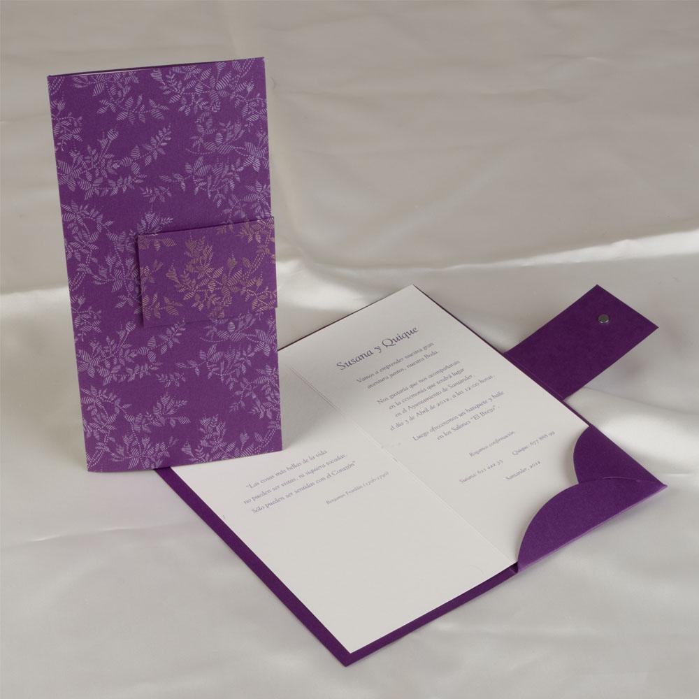 invitaciones 3215817474 On sobres elegantes