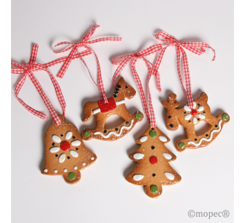 Colgantes galletitas