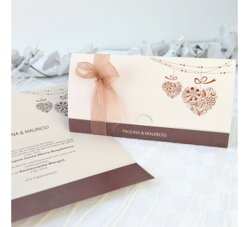 Invitación de Boda Whish