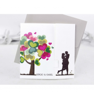 Invitación de boda 35681
