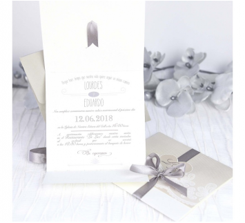 Invitación de boda Altea
