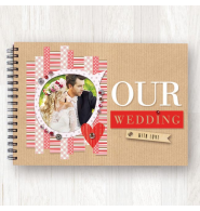 Álbum scrap wedding