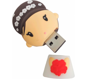 MEMORIA USB NOVIA DISCO 4GB