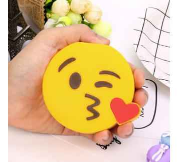 POWER BANK EMOTICONOS 1200 MHA EN CAJA DE REGALO