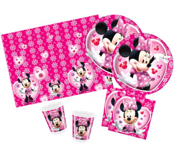 Set de fiesta Minnie