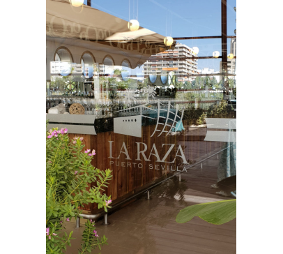 Restaurante La Raza Puerto Restaurante Para Bodas Sevilla